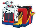 Sparky Slide Bounce House