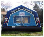 Football Sports Bounce House