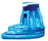Wave Slide Bounce House