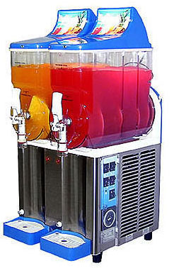 Double Slushee Rental Machine