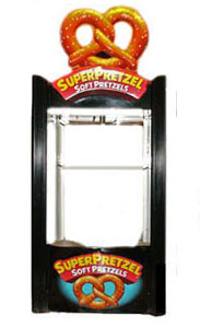 Super Pretzel Machine