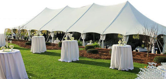 Tents Display Banner